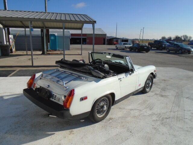 1976 MG Midget (CC-1430845) for sale in Staunton, Illinois