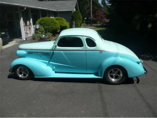 1938 Chevrolet Coupe (CC-1438460) for sale in Cadillac, Michigan