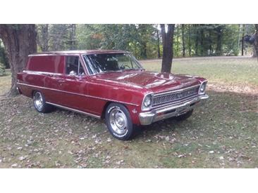 1966 Chevrolet Nova (CC-1438461) for sale in Cadillac, Michigan