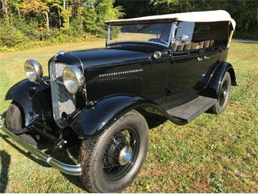 1932 Ford Phaeton (CC-1438463) for sale in Cadillac, Michigan