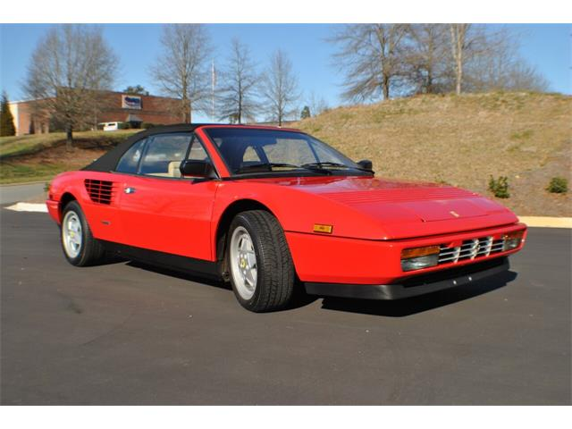 1988 Ferrari Mondial (CC-1438470) for sale in Charlotte, North Carolina