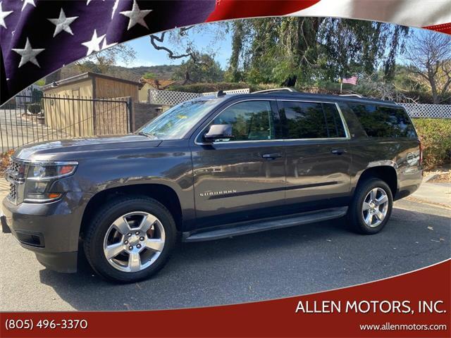 2015 Chevrolet Suburban (CC-1438472) for sale in Thousand Oaks, California