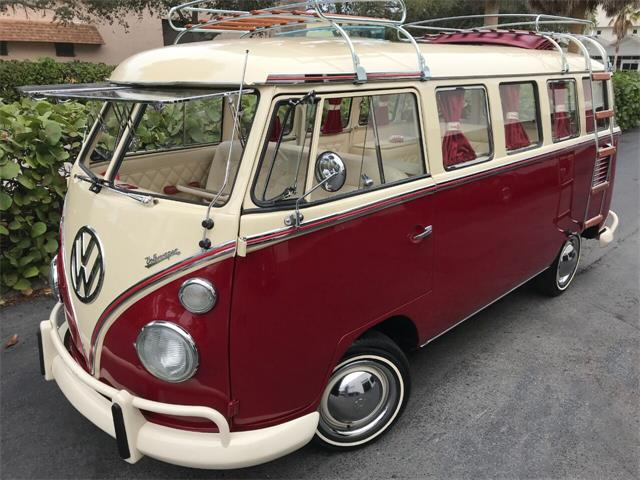 1969 Volkswagen Vanagon (CC-1438473) for sale in Boca Raton, Florida