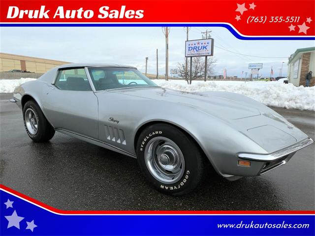 1969 Chevrolet Corvette (CC-1438475) for sale in Ramsey, Minnesota