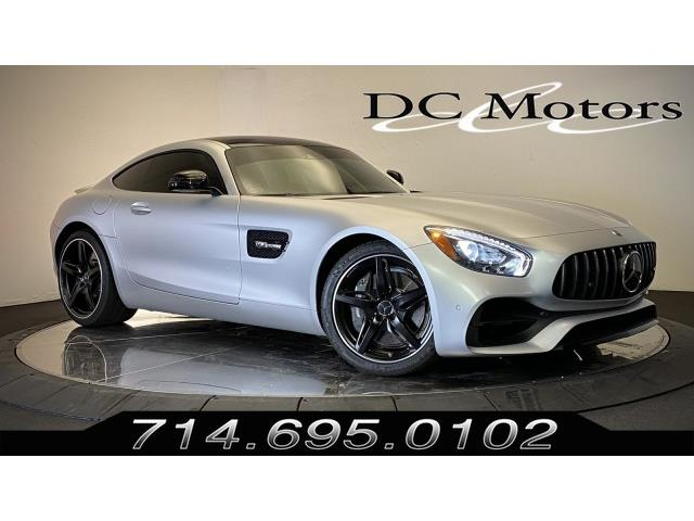 2018 Mercedes-Benz AMG (CC-1438477) for sale in Anaheim, California