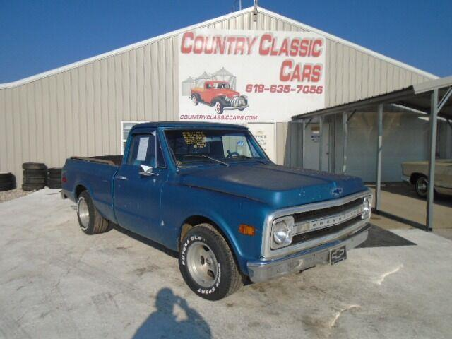 1970 Chevrolet C/K 10 (CC-1430848) for sale in Staunton, Illinois