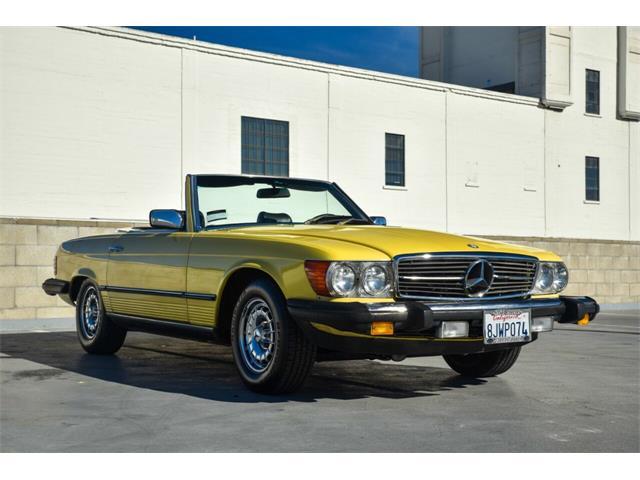 1981 Mercedes-Benz 380SL (CC-1438489) for sale in Santa Barbara, California