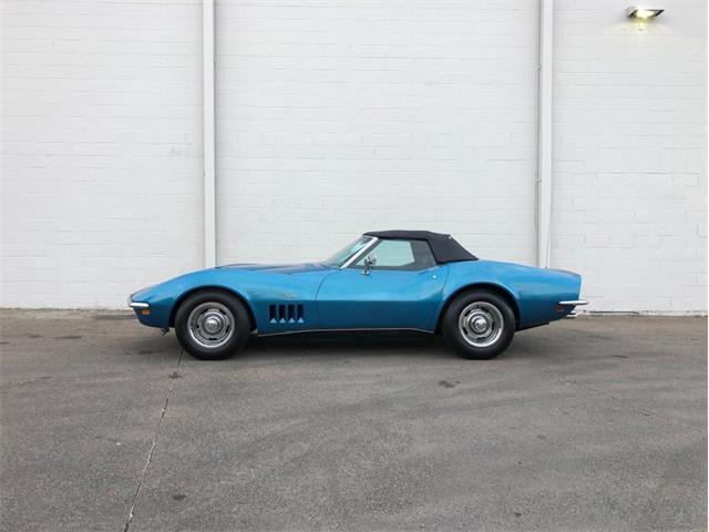 1969 Chevrolet Corvette (CC-1438490) for sale in Wallingford, Connecticut
