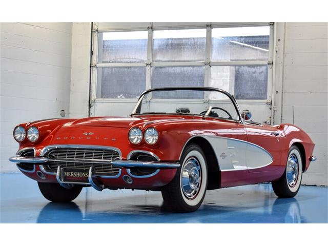 1961 Chevrolet Corvette (CC-1438492) for sale in Springfield, Ohio