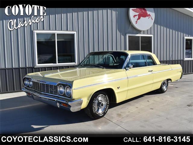 1964 Chevrolet Impala (CC-1438505) for sale in Greene, Iowa