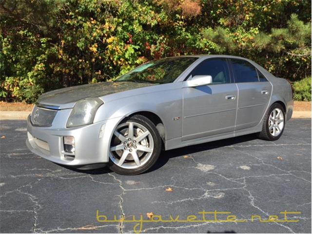 2006 Cadillac CTS (CC-1438515) for sale in Atlanta, Georgia