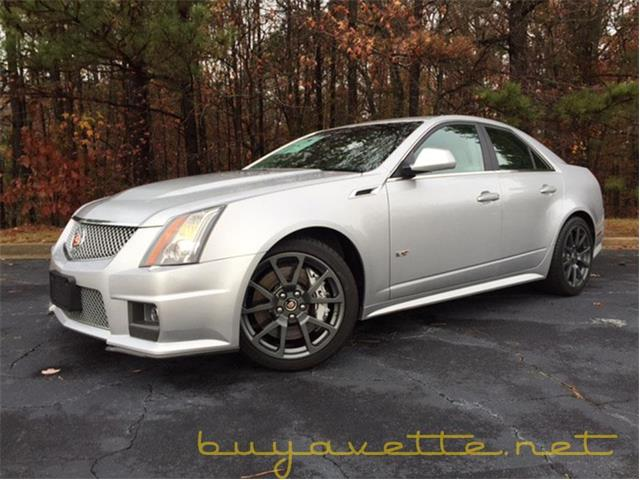 2011 Cadillac CTS (CC-1438518) for sale in Atlanta, Georgia