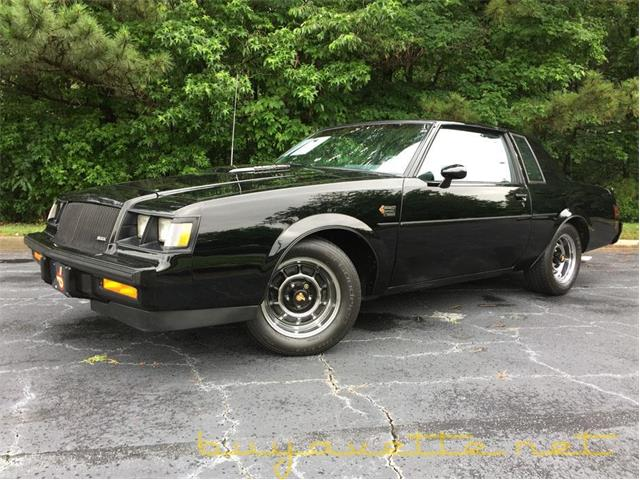 1987 Buick Regal (CC-1438521) for sale in Atlanta, Georgia