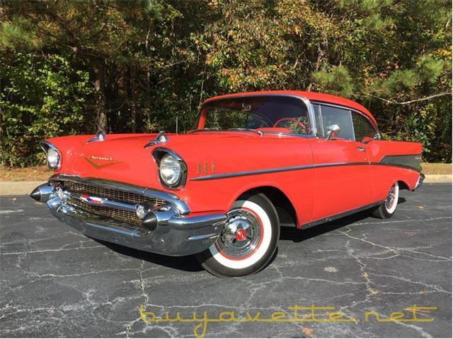 1957 Chevrolet Bel Air (CC-1438532) for sale in Atlanta, Georgia