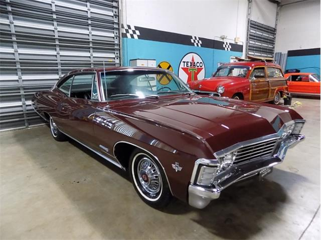 1967 Chevrolet Impala SS (CC-1438548) for sale in Pompano Beach, Florida