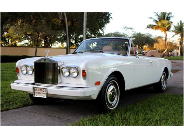 1994 Rolls-Royce Corniche IV (CC-1438550) for sale in North Miami , Florida