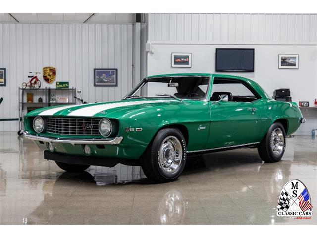 1969 Chevrolet Camaro (CC-1438576) for sale in Seekonk, Massachusetts