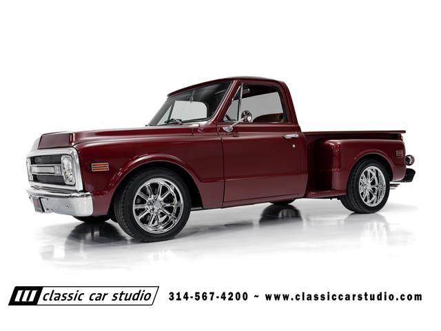 1969 Chevrolet C10 (CC-1438581) for sale in Saint Louis, Missouri