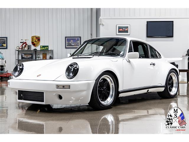 1987 Porsche 911 Turbo (CC-1438582) for sale in Seekonk, Massachusetts