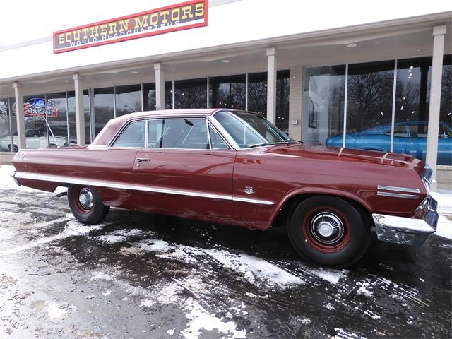 1963 Chevrolet Impala SS (CC-1438584) for sale in CLARKSTON, Michigan