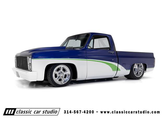1984 Chevrolet C10 (CC-1438585) for sale in Saint Louis, Missouri