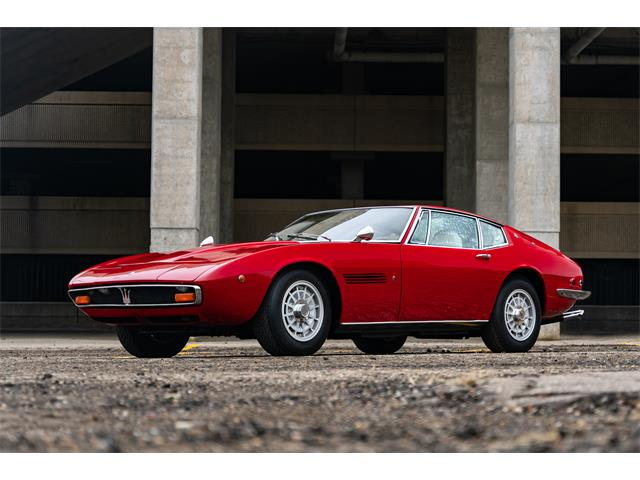 1971 Maserati Ghibli (CC-1438587) for sale in Pontiac, Michigan