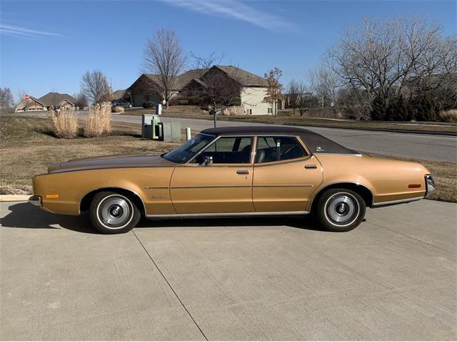1972 Mercury Montego (CC-1438591) for sale in Manhattan , Kansas