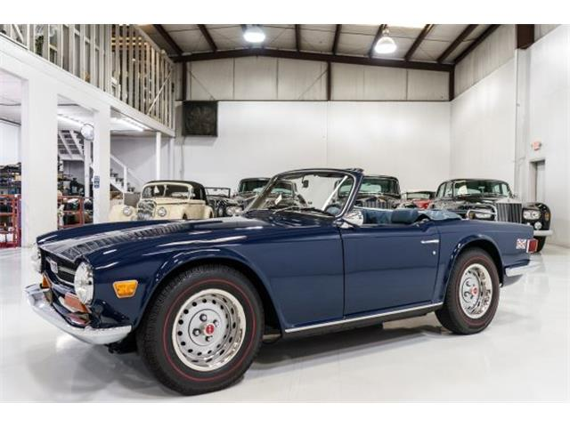 1973 Triumph TR6 (CC-1438592) for sale in SAINT ANN, Missouri