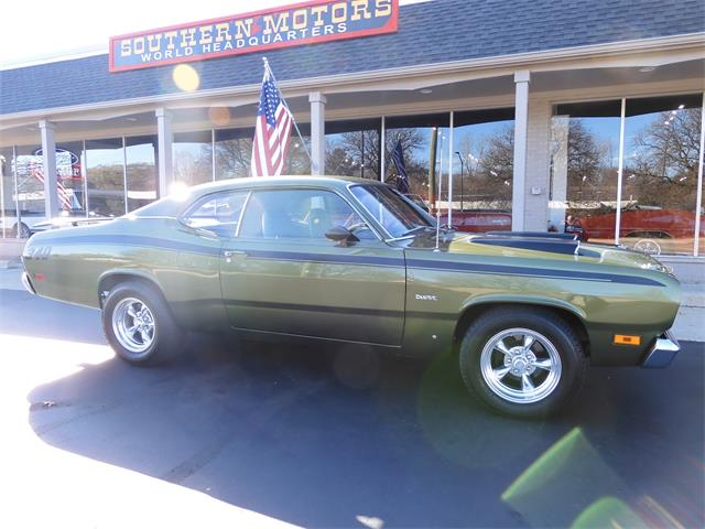 1971 Plymouth Duster (CC-1438594) for sale in CLARKSTON, Michigan