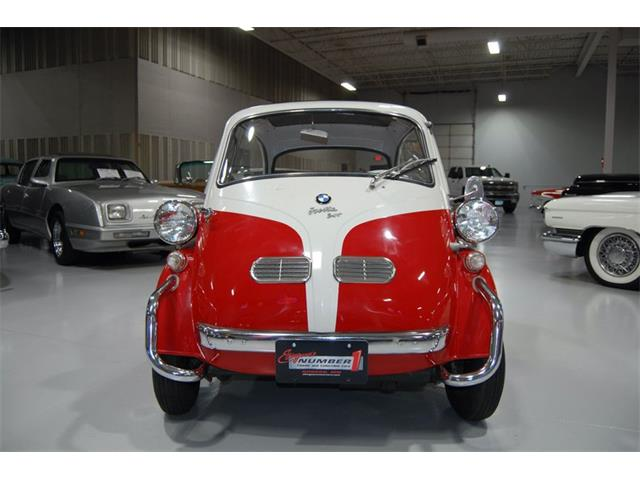 1957 BMW Isetta (CC-1430860) for sale in Rogers, Minnesota