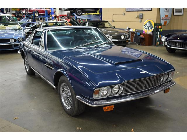 1969 Aston Martin DBS (CC-1438600) for sale in Huntington Station, New York