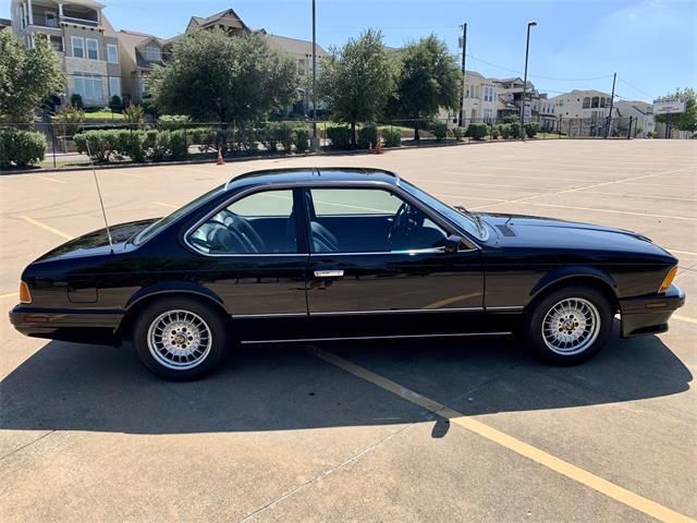 1989 BMW 635csi (CC-1438603) for sale in Dallas , Texas