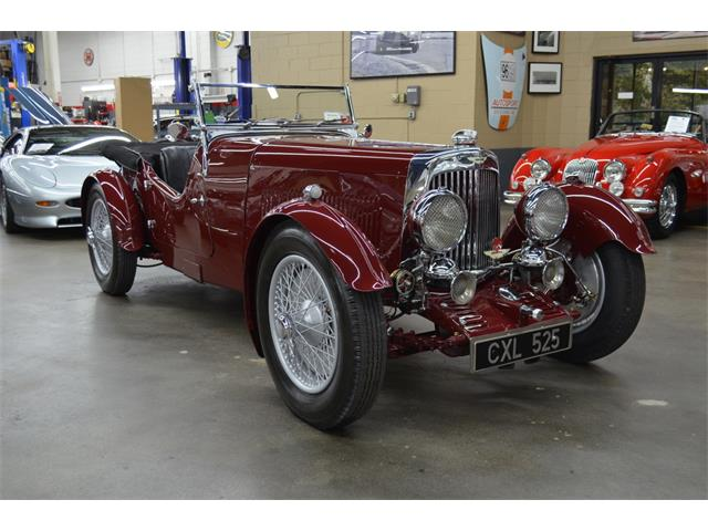 1934 Aston Martin Ulster (CC-1438605) for sale in Huntington Station, New York