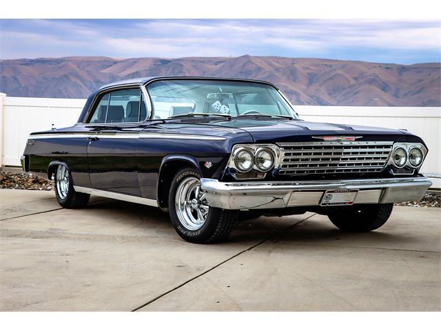 1962 Chevrolet Impala (CC-1438609) for sale in Lewiston, Idaho