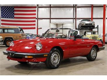1987 Alfa Romeo Spider (CC-1438616) for sale in Kentwood, Michigan