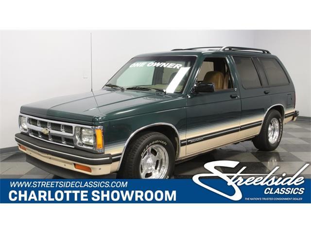 1993 Chevrolet S10 (CC-1438624) for sale in Concord, North Carolina
