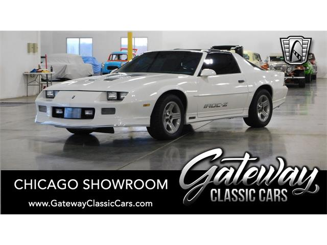 1989 Chevrolet Camaro (CC-1438638) for sale in O'Fallon, Illinois