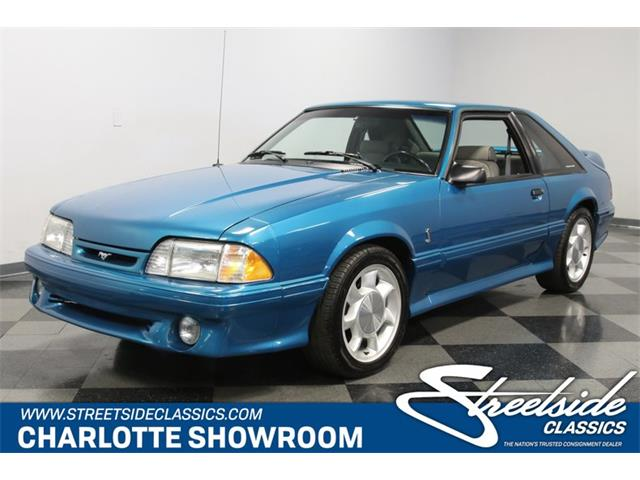 1993 Ford Mustang (CC-1438640) for sale in Concord, North Carolina