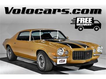 1970 Chevrolet Camaro (CC-1438653) for sale in Volo, Illinois