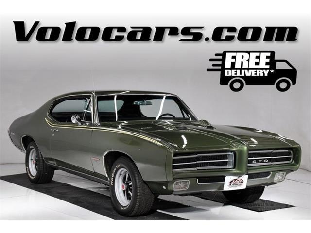 1968 Pontiac GTO (CC-1438655) for sale in Volo, Illinois