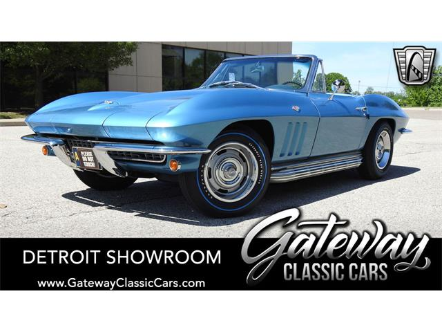 1965 Chevrolet Corvette (CC-1438657) for sale in O'Fallon, Illinois