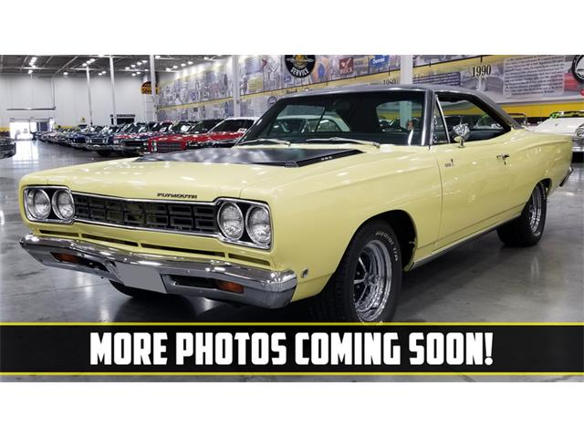 1968 Plymouth Road Runner (CC-1438660) for sale in Mankato, Minnesota