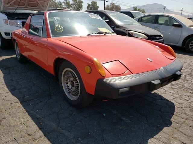 1975 Porsche 914 (CC-1438675) for sale in Glendale, California
