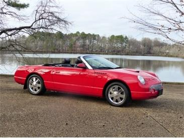 2002 Ford Thunderbird (CC-1438683) for sale in Greensboro, North Carolina