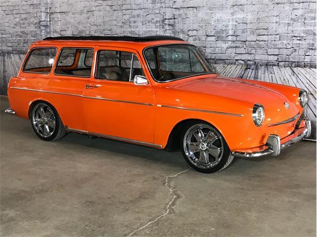 1966 Volkswagen Type 3 (CC-1438685) for sale in Greensboro, North Carolina