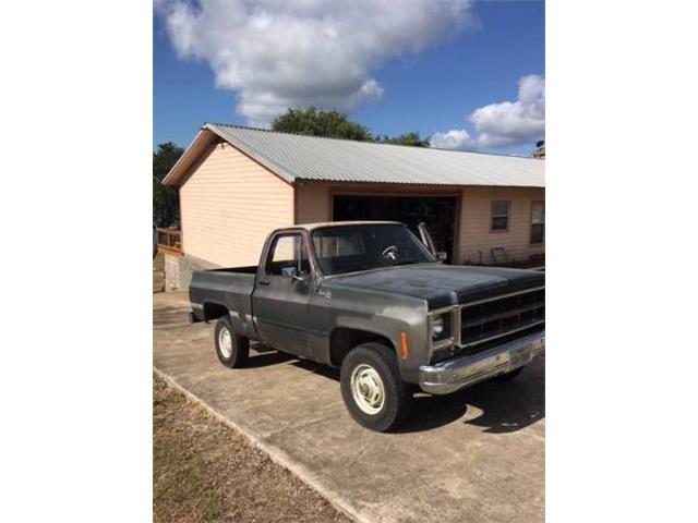 1979 GMC K1500 (CC-1430869) for sale in Cadillac, Michigan