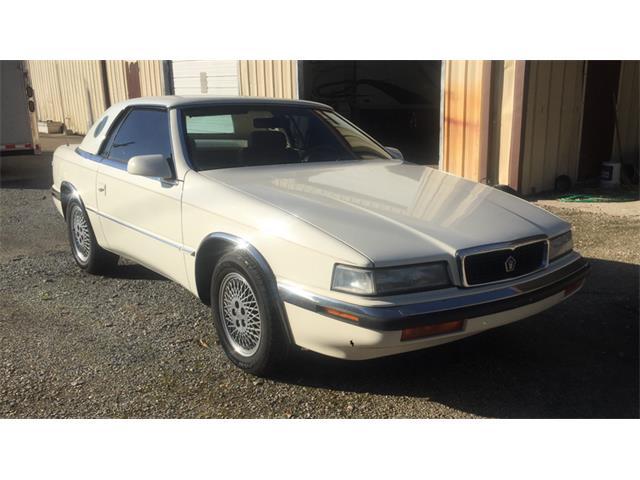 1991 Chrysler TC by Maserati (CC-1438691) for sale in Greensboro, North Carolina