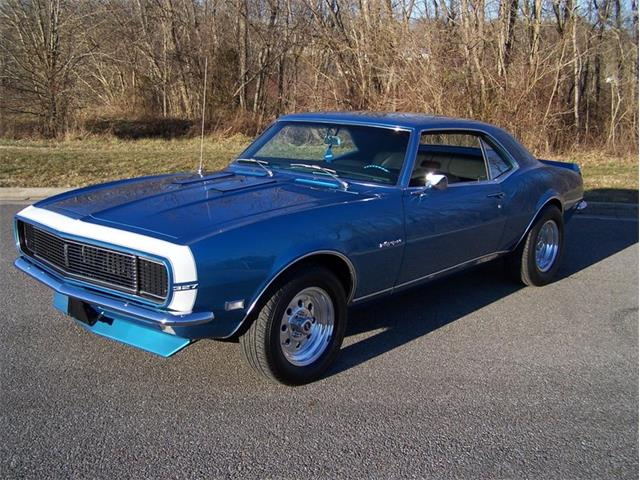 1968 Chevrolet Camaro (CC-1438697) for sale in Greensboro, North Carolina