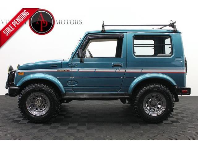 1987 Suzuki Samurai (CC-1438703) for sale in Statesville, North Carolina