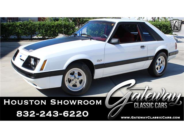 1986 Ford Mustang (CC-1438704) for sale in O'Fallon, Illinois